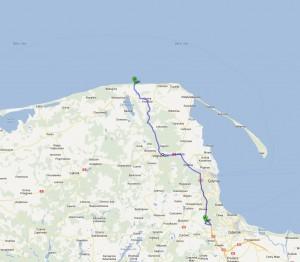 Transport - Gdansk-Wejherowo-Debki